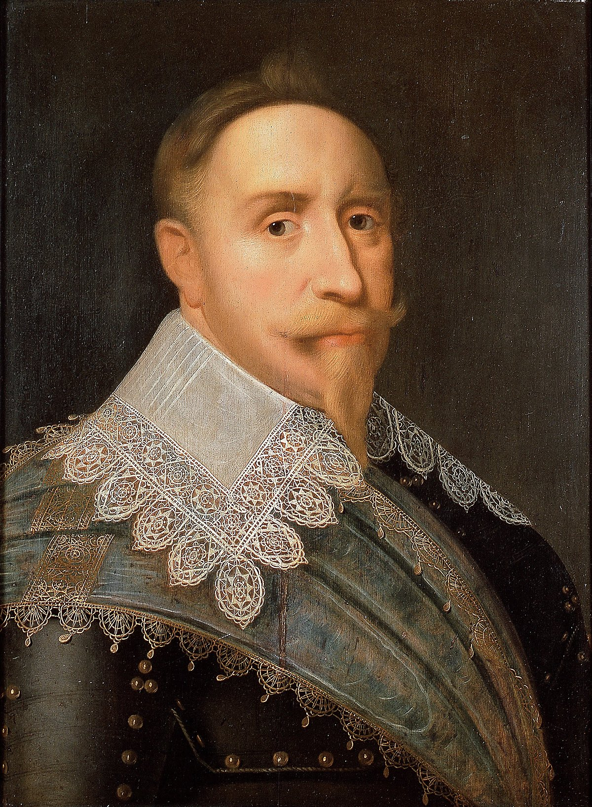 Gustaf II Adolf Attributed_to_Jacob_Hoefnagel_-_Gustavus_Adolphus,_King_of_Sweden_1611-1632_-_Google_Art_Project Wikimedia Commonds